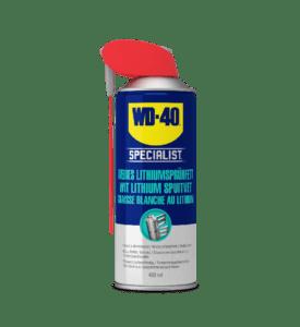 WD-40 specialist wit lithiumspuitvet 400ml
