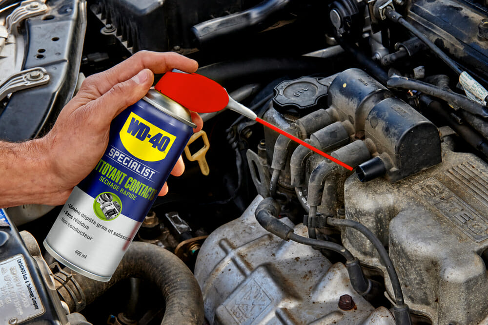 WD-40 Specialist Nettoyant Contacts