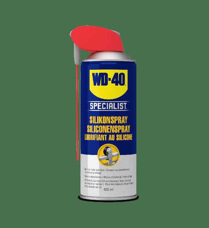 web size WD-40 specialist siliconenspray