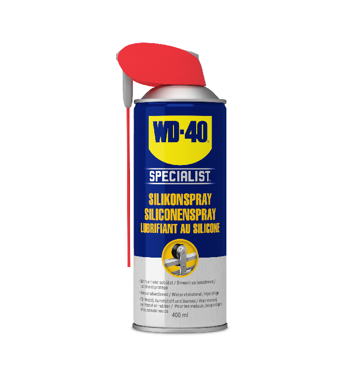 wd 40 specialist silikonspray