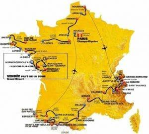 Le Tour de France, 3 semaines de pur plaisir pour les fanas du vélo !