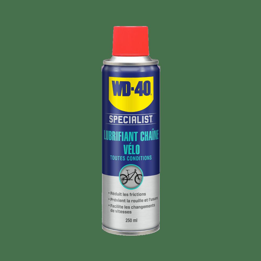 lubrifiant chaîne toutes conditions wd 40 specialist vélo 250 ml 1000x1000 détouré