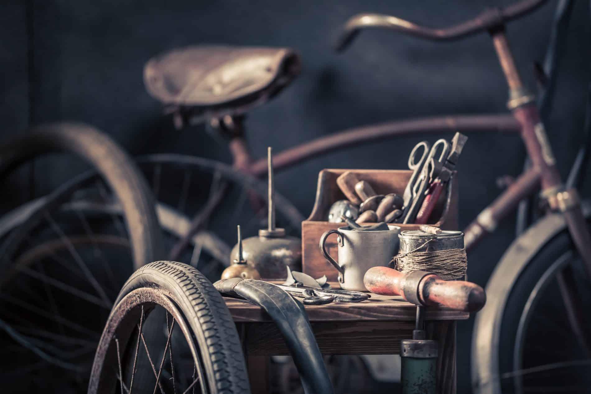 Comment réparer mon vélo