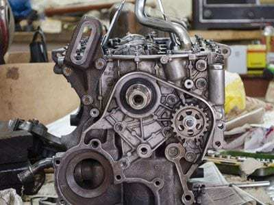 Engine- industriele sector