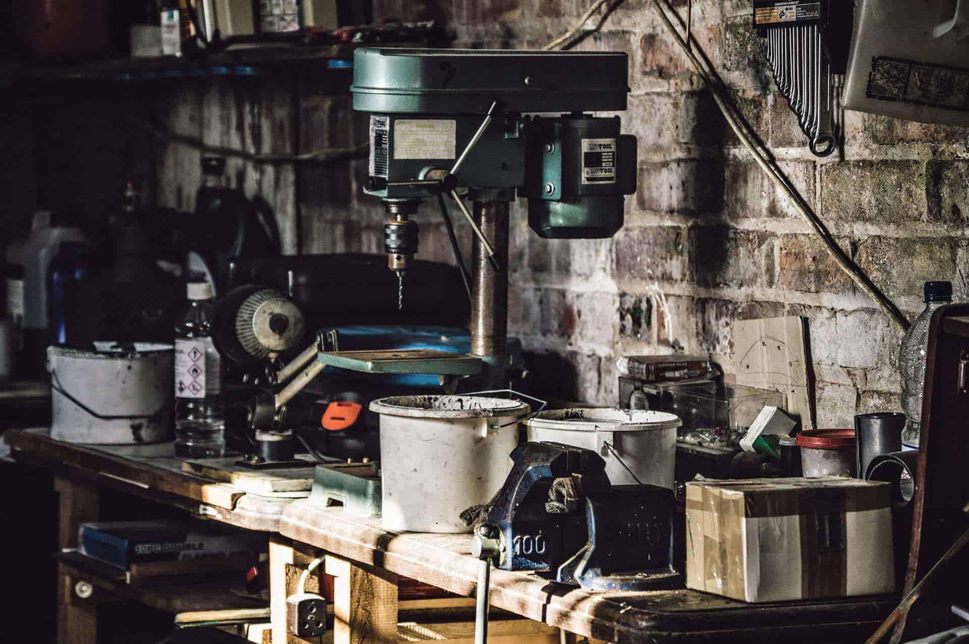 clutter drill equipments 115558