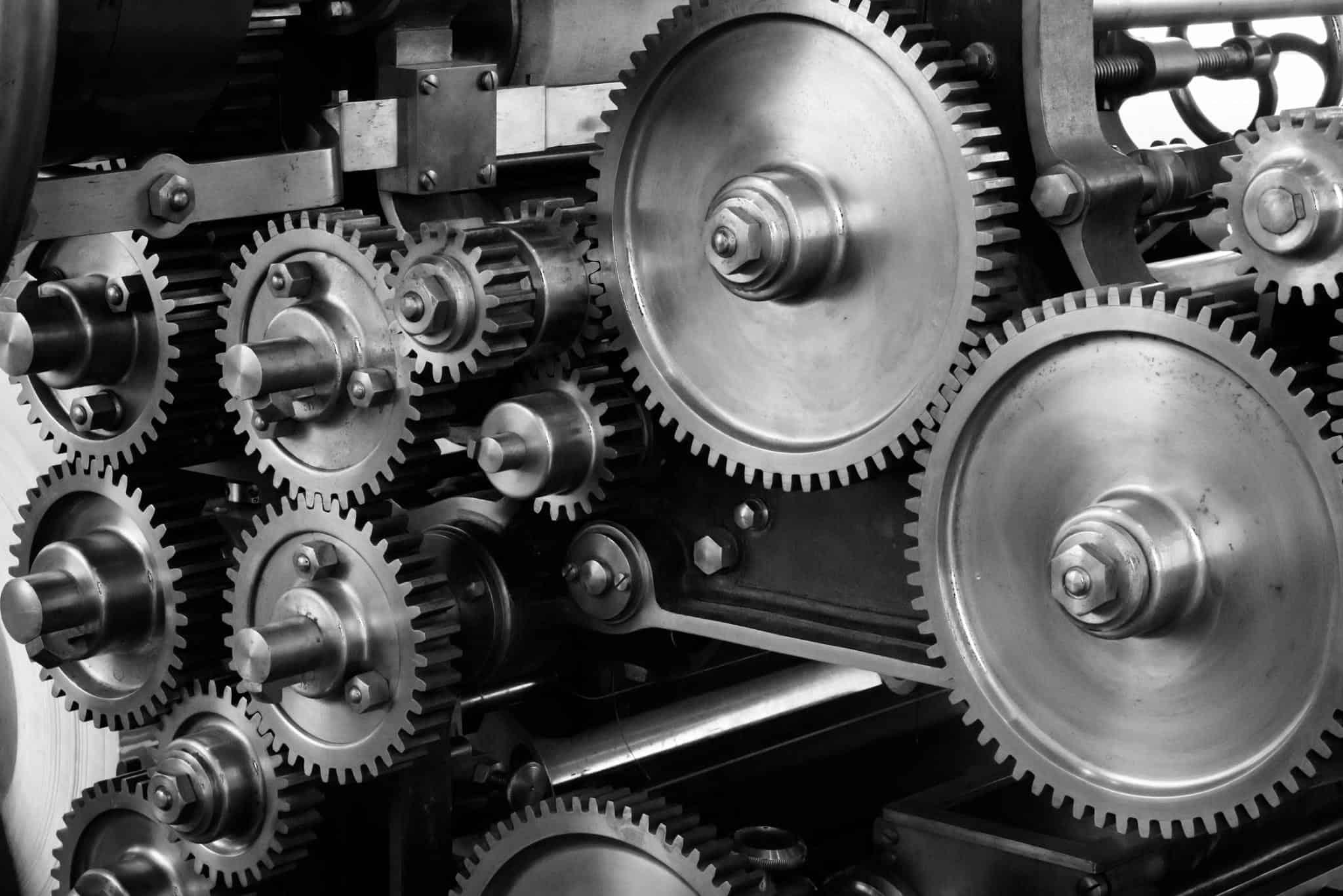 motor industriele sector