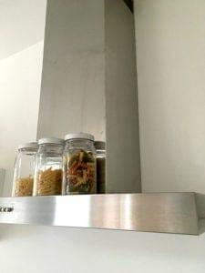 Nettoyage rapide et simple de la cuisine